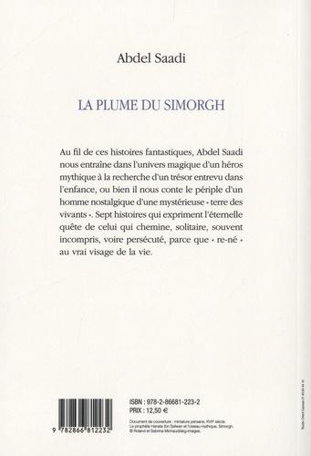 La plume du Simorgh. Sept contes soufis