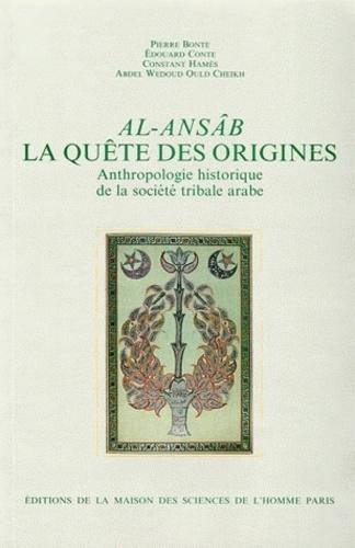 Abdel Wedoud Oul Cheik et Pierre Bonte - .