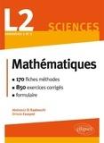 Abdelaziz El Kaabouchi et Drissia Essayed - Mathématiques L2 sciences.