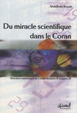 Abdelbahi Bouzit - Du miracle scientifique dans le Coran - Structures numériques des nombres 19 binaires 29.