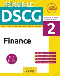 Ucareoutplacement.be Finance DSCG 2 - Tout en un Image