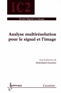 Abdeldjalil Ouahabi - Analyse multirésolution pour le signal et l'image.