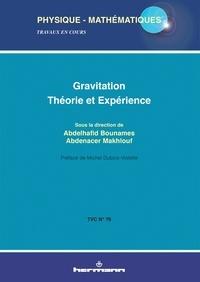 Histoiresdenlire.be Gravitation : théorie et expérience Image