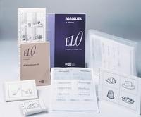 Abdelhamid Khomsi - ELO Evaluation du langage oral - Matériel complet comprenant le manuel, les 5 carnets d'images nécessaires à la passation et 25 cahiers de passation et d'établissement de profil.