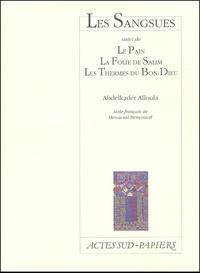 Abdelkader Alloula - .
