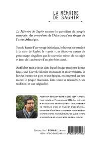 Abdelkarim Belkassem - La mémoire de Saghir.