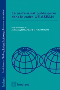 Deedr.fr Le partenariat public-privé dans le cadre UE-ASEAN Image