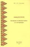 Abdellah Bounfour - Introduction à la littérature berbère - Tome 2, Le récit hagiologique.