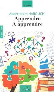 Abderrahim Harouchi - Apprendre à apprendre.