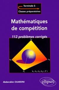 Galabria.be Mathématiques de compétition. 112 problèmes corrigés Image