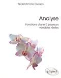 Abderrahmane Ouaqqa - Analyse - Fonctions d'une à plusieurs variables réelles.