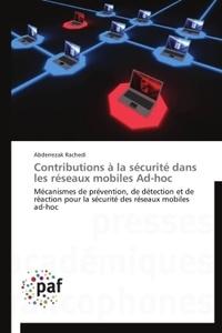 Corridashivernales.be Contributions à la sécurite dans les réseaux mobiles ad-hoc Image