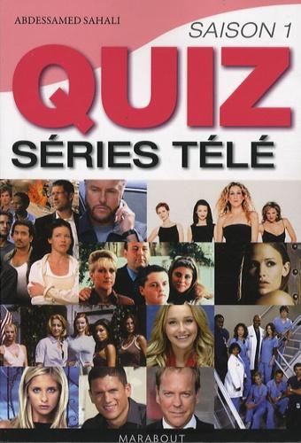 Abdessamed Sahali - Séries Télé - Le Quiz Saison 1.