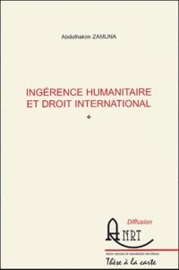 Histoiresdenlire.be Ingérence humanitaire et droit international Image