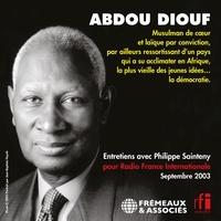 Abdou Diouf et Philippe Sainteny - Abdou Diouf. Entretiens avec Philippe Sainteny.