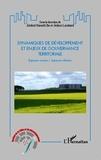 Abdoul Hameth Ba - Dynamiques de développement et enjeux de gouvernance territoriale - Espaces ruraux/espaces urbains.