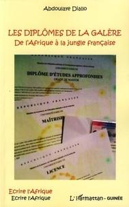 Abdoulaye Diallo - Les diplômes de la galère - De l'Afrique à la jungle française.