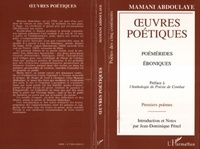 Abdoulaye - Oeuvres poétiques.