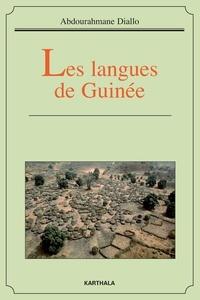 Abdourahmane Diallo - Les langues de Guinée - Une approche sociolinguistique.
