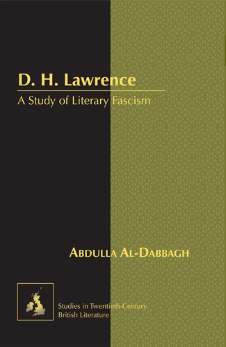 Abdulla m. Al-dabbagh - D. H. Lawrence - A Study of Literary Fascism.
