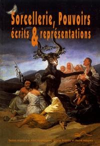 Abel Kouvouama et Gisèle Prignitz - Sorcellerie, pouvoirs écrits & représentations.