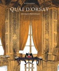 Abel Lanzac et Christophe Blain - Quai d'Orsay Tome 1 : .