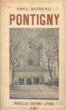 Abel Moreau - Pontigny - De l'abbaye cistercienne au collège franco-américain.