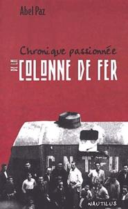Birrascarampola.it Chronique passionnée de la colonne de fer. Espagne 1936-1937 Image