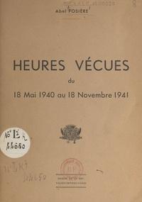 Abel Posière - .