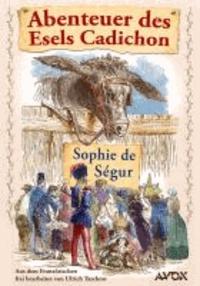 Abenteuer des Esels Cadichon.