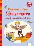 Abenteuer mit den Schulvampiren - Der Bücherbär: Lustige Gruselgeschichten für Erstleser.