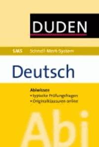 Abi Deutsch.