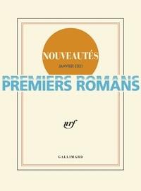 Abigail Assor et Stéphanie Coste - Premiers romans janvier 2021 - Éditions Gallimard.