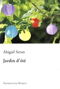 Abigail Seran - Jardin d'été.