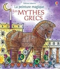 Abigail Wheatley et Ela Jarzabek - Les mythes grecs.
