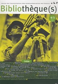Philippe Levreaud - Bibliothèque(s) N° 45-2009 : Cinéma.
