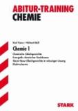 Abitur-Training Chemie 1. Baden-Württemberg - Energetik chemischer Reaktion, Chemische Gleichgewichte, Säuren-Basen-Gleichgewichte in wässriger Lösung, Elektrochemie. Auf die neuen Bildungspläne in BW abgestimmt.