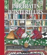 ABOULKER DETAILLE - Portraits d'intérieurs.