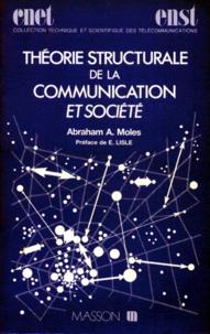Deedr.fr Théorie structurale de la communication et société Image