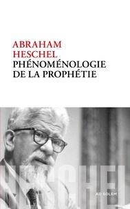 Deedr.fr Phénoménologie de la prophétie Image