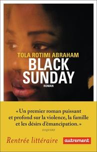 Abraham tola Rotimi - Black Sunday.