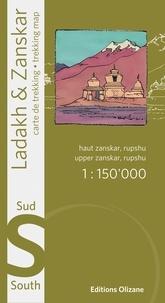 Abram Pointet - Ladakh & Zanskar Sud - 1/150 000.