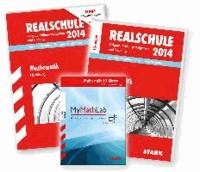 Abschluss-Prüfungsaufgaben Mathematik 2014 Realschule Hamburg. Gesamtpaket inkl. MyMathLab.