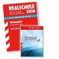 Abschluss-Prüfungsaufgaben Mathematik 2014. Realschule Baden-Württemberg. Gesamtpaket inkl. MyMathLab.
