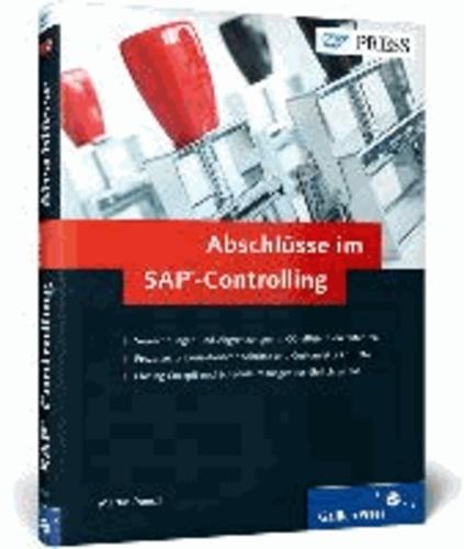 Abschlüsse im SAP-Controlling.