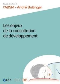 ABSM et André Bullinger - Les enjeux de la consultation de développement.