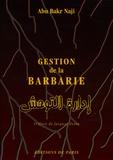 Abu Bakr Naji - Gestion de la barbarie.