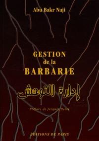 Téléchargement gratuit ebooks pdf magazines Gestion de la barbarie