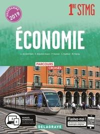 Aby Atchikiti Daré et Stéphanie Breuillet-Guyon - Economie 1re STMG.