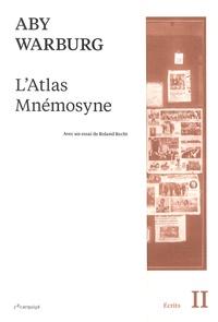 Aby Warburg - L'Atlas Mnémosyne.
